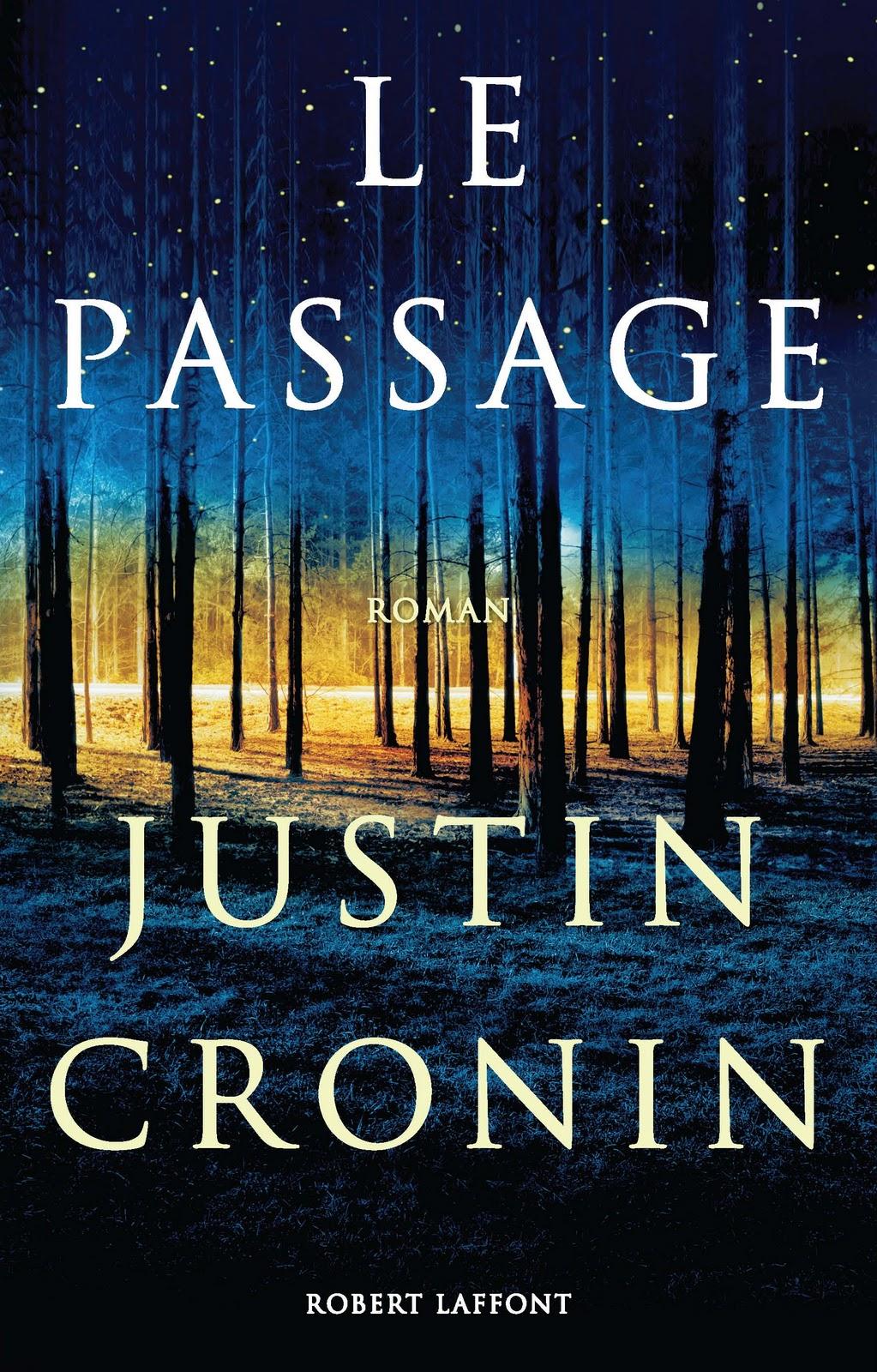 Le passage de Justin Cronin