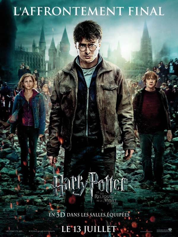 Harry Potter et les reliques de la mort, partie 2